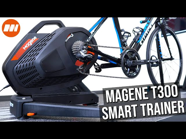 Magene T300 Smart Trainer: Details // Ride Review // Lama Lab Tested