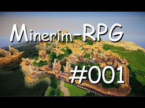 ★ Minerim-RPG [Deutsch] [HD] #001 - ★ Die drei Musketiere ★ Minecraft RPG Server BETA ★