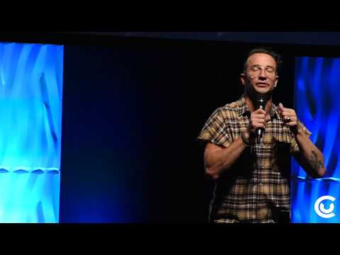 "Carl Lentz - ""Turn the Page"" at Church Unleashed"