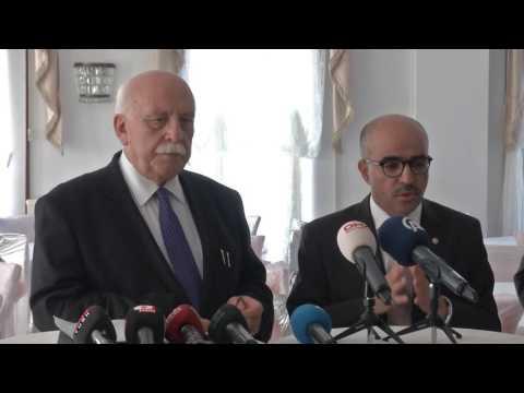 Arap Turizm Örgütü Başkanı Dr  Bandar Fahad Al Fehaid ile görüşme sonrası Basın Açıklaması