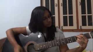 Zara Zara Bahekta Hai Guitar Cover (Rehna Hai Tere Dil Mein)