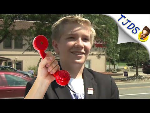 12-Year-Old Trump Campaign Office Head Shares Why He's Making America Great Again