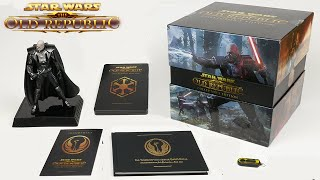 STAR WARS THE OLD REPUBLIC COLLECTORS EDITION UNBOXING [Deutsch]