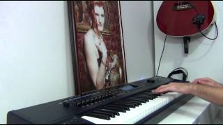 """Smoke gets in your eyes"" by Jerome Kern - played by Dmitry Kotleev"