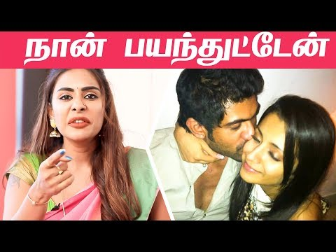"""I was Jealous of Trisha""- Sri Reddy Shocking Revelations   Sri Reddy Leaks"