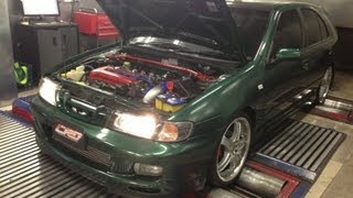 crd custom tuned sr20 turbo n15 nissan pulsar sss