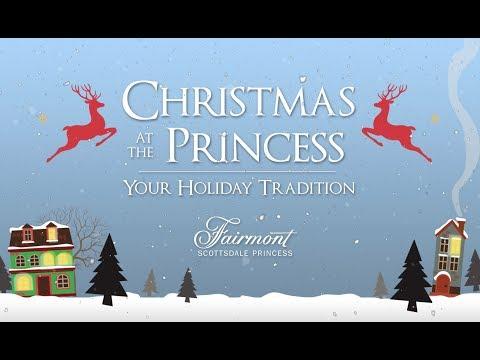 Christmas at the Fairmont Scottsdale Princess 2017