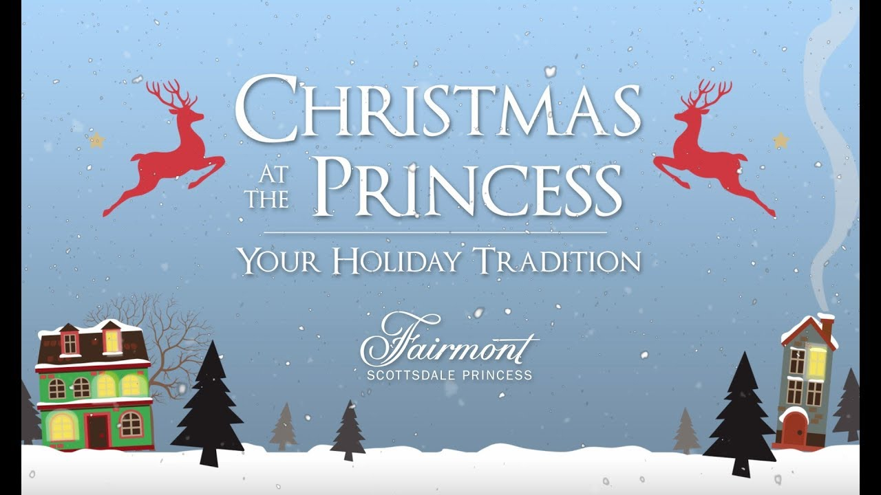 christmas at the fairmont scottsdale princess 2017