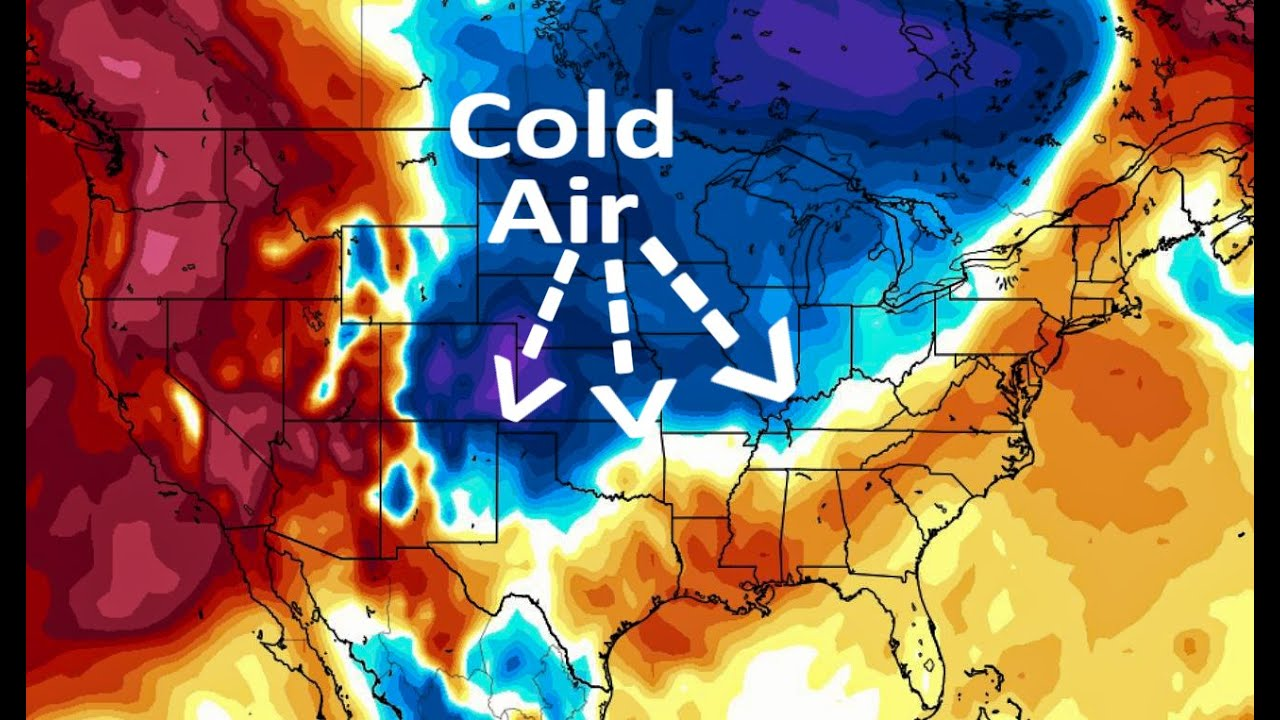 Very Interesting Fall-Like Pattern To Potentially Take Shape (Strong Cold Front)
