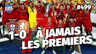 Portugal vs Pays-Bas (1-0) FINALE LIGUE DES NATIONS - Débrief / Replay #499 - #CD5