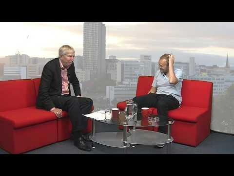 Sheffield Live TV Mike Tomlinson, Neil Mellor, Tony Kenworthy 7.9.17 part 1