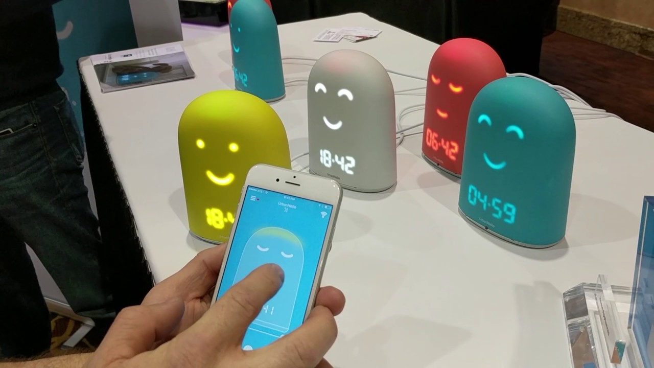 Remi Smart Alarm Clock For Kids You