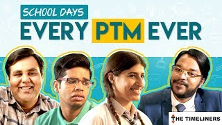 School Days: Every PTM Ever | The Timeliners thumbnail