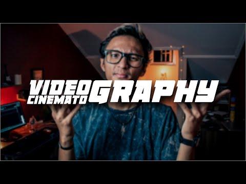 Perbedaan antara Cinematography & Videography