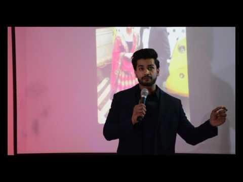 The Hard Work Behind The Heart-throb | Rohit Khandelwal | TEDxAIIMS