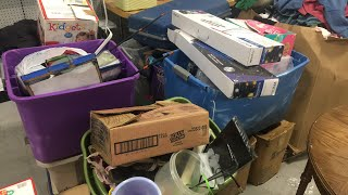 3/10/18 storage auction: what was in the $5.00 storage unit thumbnail