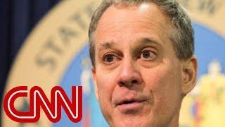 New York Attorney General Eric Schneiderman resigns