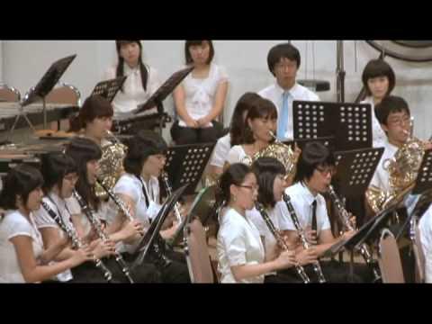 Frank Ticheli - Amazing Grace : Keimyung Symphonic Band