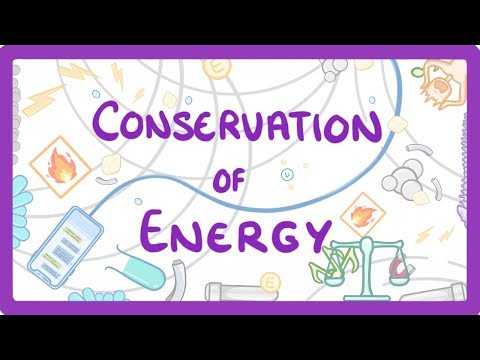 GCSE Physics - Conservation of Energy  #4