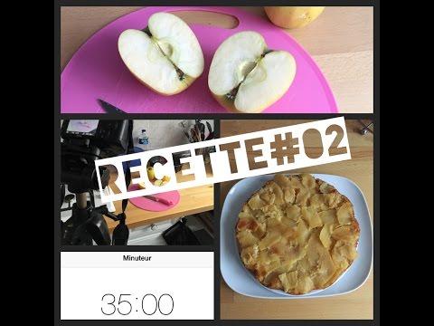 recette#02-:-gâteau-moelleux-aux-pommes