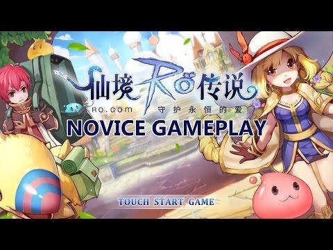 Ragnarok Online Mobile Gameplay – Novice Adventures and Prontera – Job Change