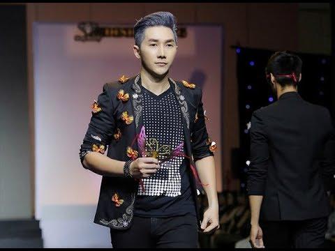 Clip hot của Nam Phong: Phần trình diễn của người mẫu được yêu thích nhất 2017