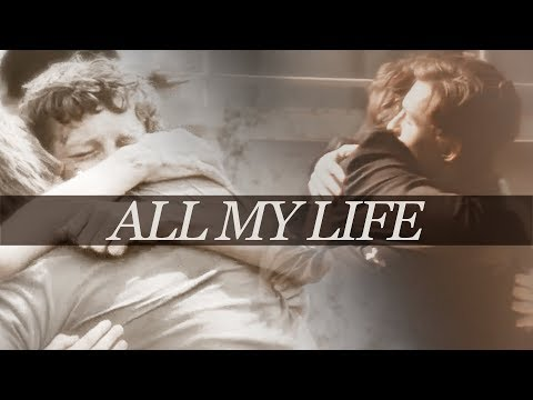 All My Life || Tony & Peter (father/son Au)
