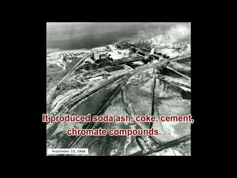 Remembering Diamond Alkalai's Painesville Works