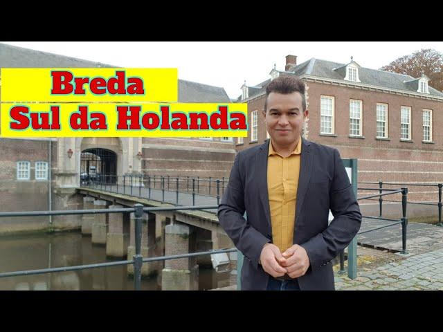 Conheça a cidade Breda no sul da Holanda