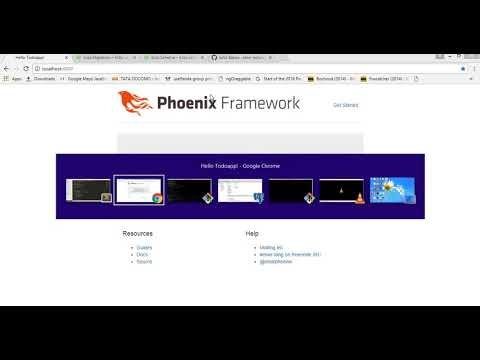 Phoenix hello world success, trying to create ecto migration, ecto schema