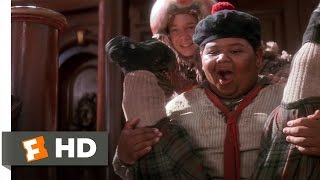 Hook (6/8) Movie CLIP - Battling the Pirates (1991) HD