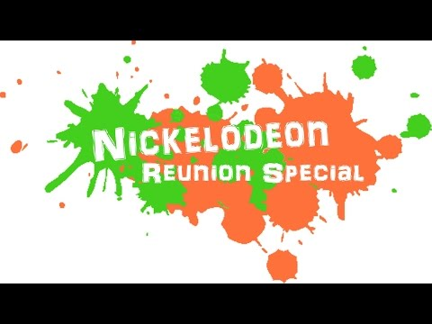 Nickelodeon Reunion Special
