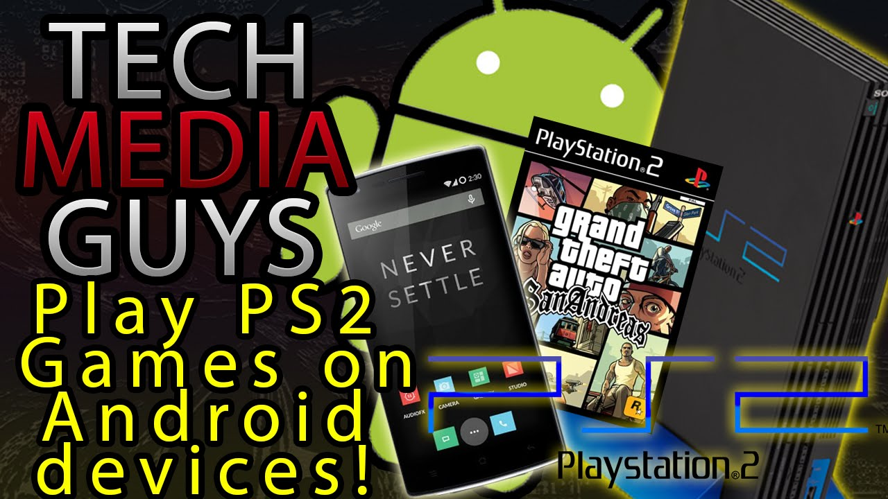 playstation 2 games download android