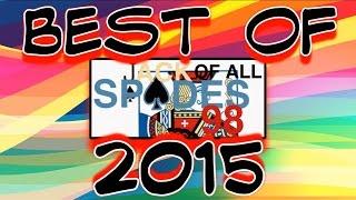 Best of jackofallspades98 2015 (Channel Trailer)