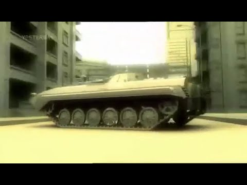 BMP-1 Soviet Infantry Fighting Vehicle-Documentary #240