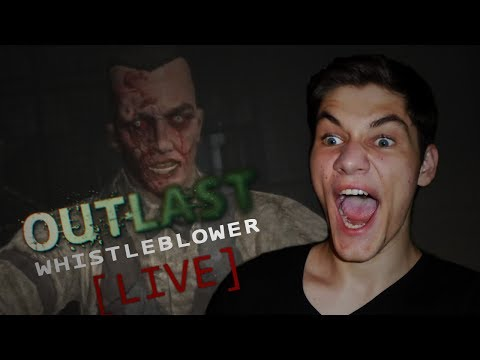 Outlast: Whistleblower #2 -