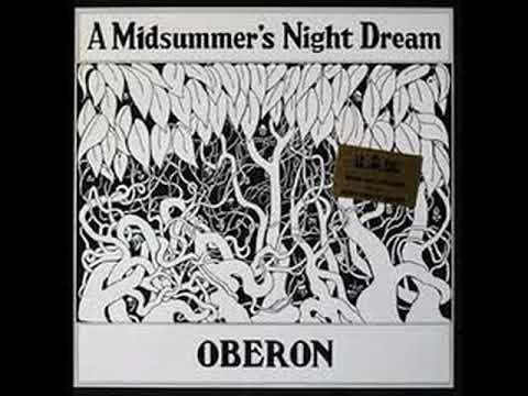 OBERON - A MIDSUMMER NIGHT'S DREAM