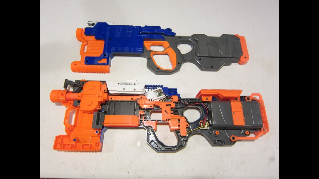 How to Modify the Nerf Elite HYPERFIRE [Modification Guide]