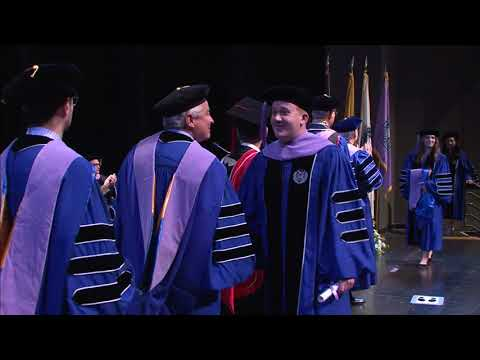 2018 UB School of Dental Medicine Commencement, Part 2 of 3