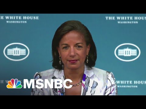 Susan Rice On The 'Overdue' Expanded Child Tax Credit