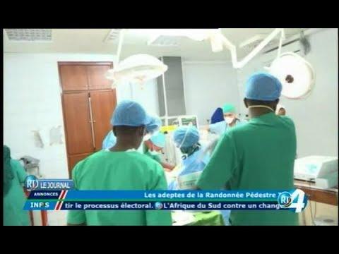 Télé Djibouti Chaine Youtube : JT Somali du 16/11/2017