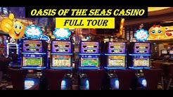 "Oasis Of The Seas - Casino Royale - 10/1/2017 - ""Don't Film My Winning Machine"""