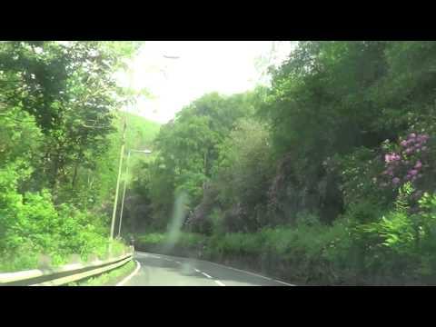 North Wales - A470 Dolgellau - A487 Maccynlleth