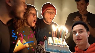 MY DREAM BIRTHDAY WITH THE WHOLE SQUAD!!!