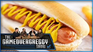 Are Hot Dogs Sandwiches? - The Gameovergreggy Show Ep. 44 (pt. 1)