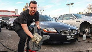 BUYING A BMW Z4 IN CASH