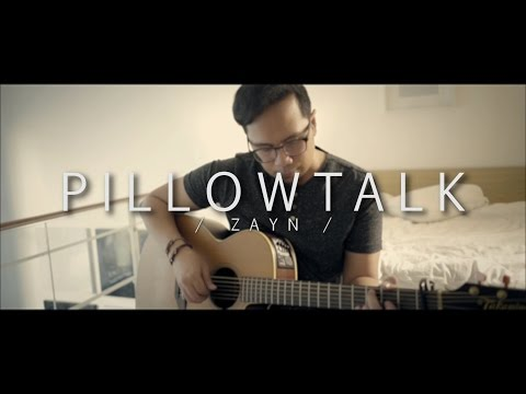 Pillowtalk - Zayn (Adera Acoustic Cover)