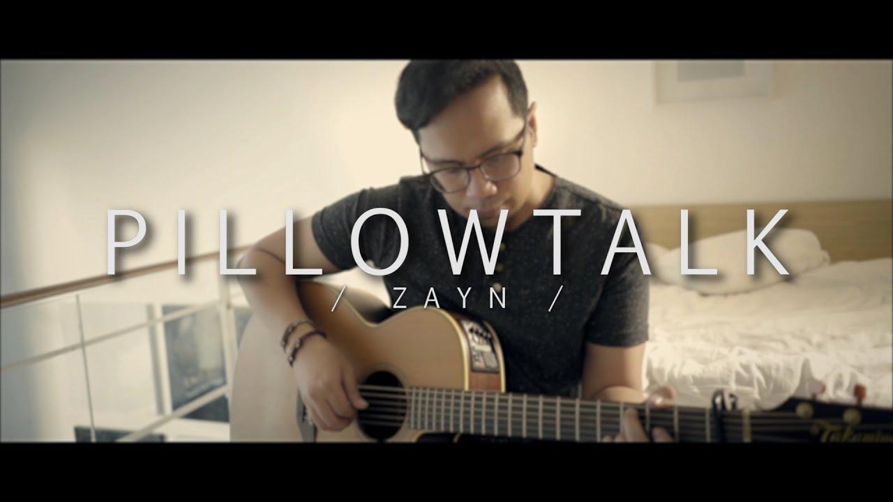 Pillowtalk Zayn Adera Acoustic Cover Chords Chordify