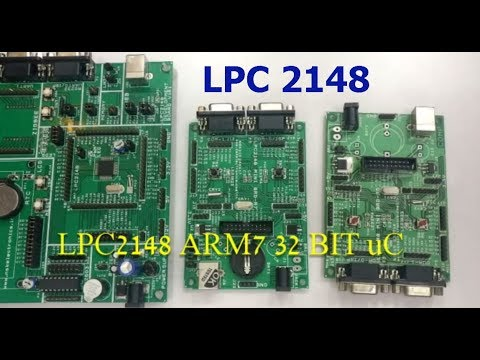LPC2148 – Getting started with 32 bit ARM7 uC | alselectro