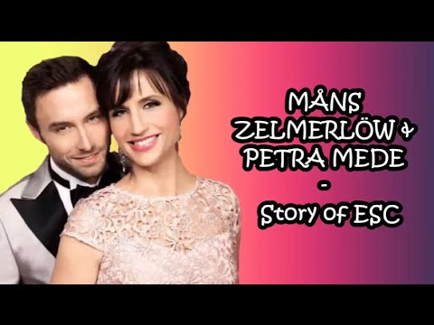 Måns Zelmerlöw & Petra Mede - Story of ESC (Eurovision 2016 Opening Act Semi-Final 2 - Lyrics Video)